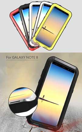 Samsung Galaxy Note 8 Kuori Silikoni
